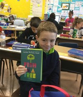 One third grade learner had to buy his own copy of Fish in a Tree!