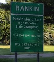 Robotics sign