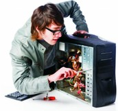 Поможем с обслуживанием компьютера