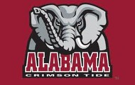 The Alabama Crimson Tide.