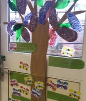 Challenge Tree in Reception - Numeracy