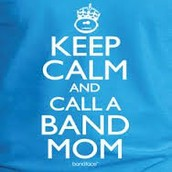 Parent Band Practice Tomorrow! (Monday, Feb 23 @ PMMS)