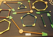Fourth Grade Geometry Projects