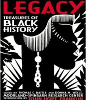Legacy : treasures of Black history