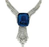Blue Belle of Asia safiir