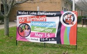 WLE 65th Birthday/Homecoming