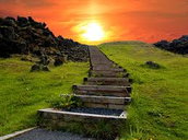 Stariway To Heaven, Iceland
