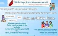 OHVA Clubs