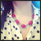 SOLD! Mae Necklace