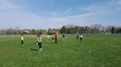 Gaelic football in PE