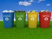 Primer concurso de reciclaje