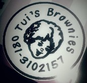 The Darker,The Better. Tui's Brownies (since 1989)