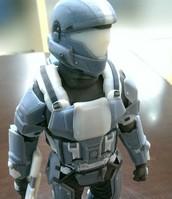 戰士-複合組件材料之應用