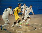 Soccer vs. Futsal