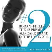 #2 Premium Skincare Brand in the U.S.