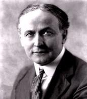 Biography of Harry Houdini