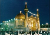 Imam Ali Mosque, Najaf Iraq