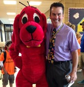 Clifford and Mr. Collins