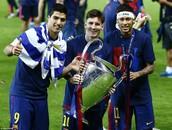 The winners of Uefa Champions League-2015
