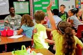 We believe we must see students as volunteers in their learning.