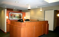 Reception are and lobby for your clients!
