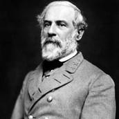 Confederate General; Robert E Lee