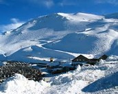 Canter burg's ski area