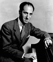 George Gershwin Posing For a Picture
