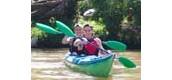 Delta en Kayak