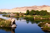 why the Nile river was so important.