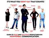 What does nonverbal communication say about people?