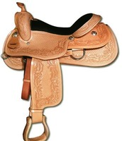 Western Saddle for Horse