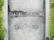 Professor Thaddeus Sobieski Constantine Lowe.