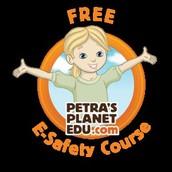 Petra's Planet FREE E-Safety course