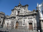 This is La Campania Quito.