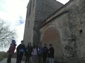 The church of Nuestra Señora del Campanario