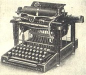 Meaning of the typewriter