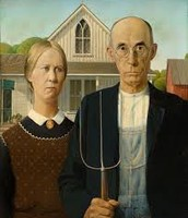 American Gothic and Grant Wood
