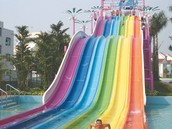 What is summer slide?