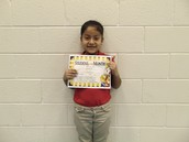 Adriana Ruiz Ruiz - Second Grade