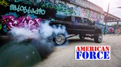 American force wheels!