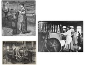 Lowell Girls Experience in Factories in the 1800's