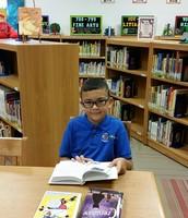 3rd Grade-John Carlos Valdez
