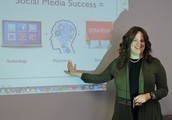 Come to The Social Media Step-By-step Workshops for friendly, expert, professional instruction.