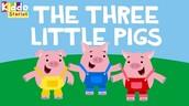 Three Little Pigs Thinglink