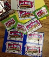 Box Tops for TCS!