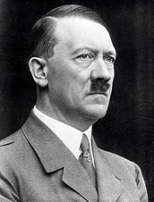 why did hitler wanted to take over to be the leader.