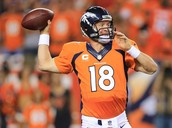 Peyton Manning and his servant's heart