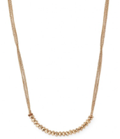 Piper Necklace in Gold