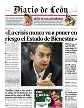 LOCAL NEWSPAPER: EL DIARIO DE LEÓN (León's Diary)
